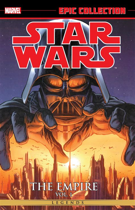 aftermath broken empire volume 1 books marvel announces wars legends epic collections beginning