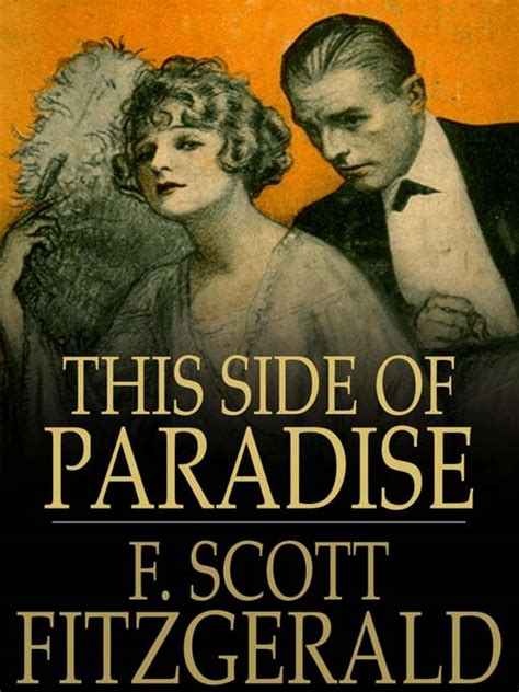 this side of paradise this side of paradise ebook by f scott fitzgerald 2009 waterstones com