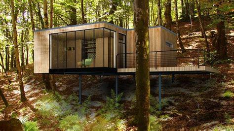 Cabane Ronde En Bois 4426 by Maison Sur Pilotis Sans Permis De Construire Ventana