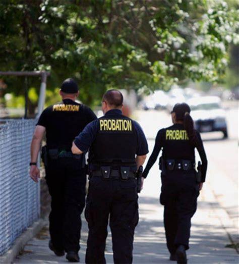 Juvenile Officer by Kern Probation