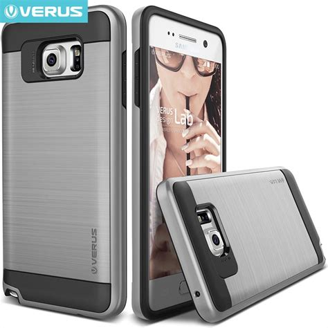 Verus Samsung Galaxy Note5 Note 5 Verge Light Silver 1 husa samsung galaxy note 5 originala verus verge light silver