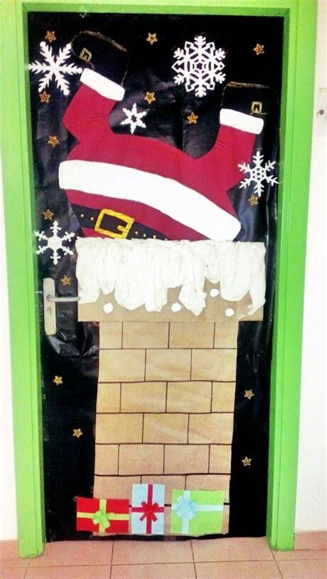 decorado de puertas para navidad 1000 ideas sobre decoraci 243 n navide 241 a para la puerta de la
