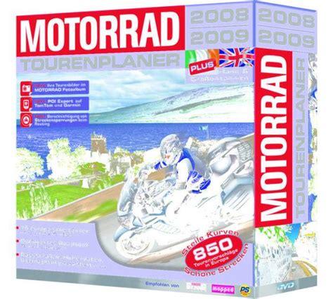 Motorrad Tourenplaner Deutschland by Ptv Motorrad Tourenplaner 2008 2009 Test Testberichte De