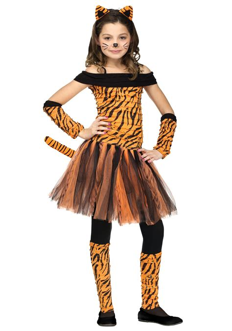 tiger costume tigress costume