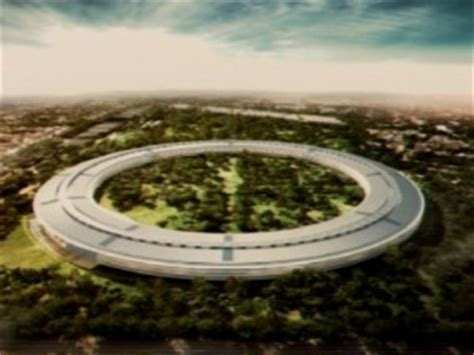apple nuova sede nuova sede apple un disco volante atterra a cupertino