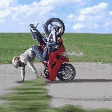 Lu Tembak Sepeda dp bbm lucu motor gila dp bbm lucu animasi bergerak