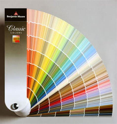 benjamin moore classic colors fan deck buy   uae