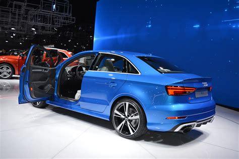 Blog Auto by Webloganycar Audi S First Rs3 Saloon Paris Auto Show Blog