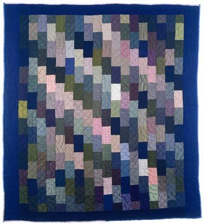 pattern for brick wall quilt brick wall quilt ca 1910