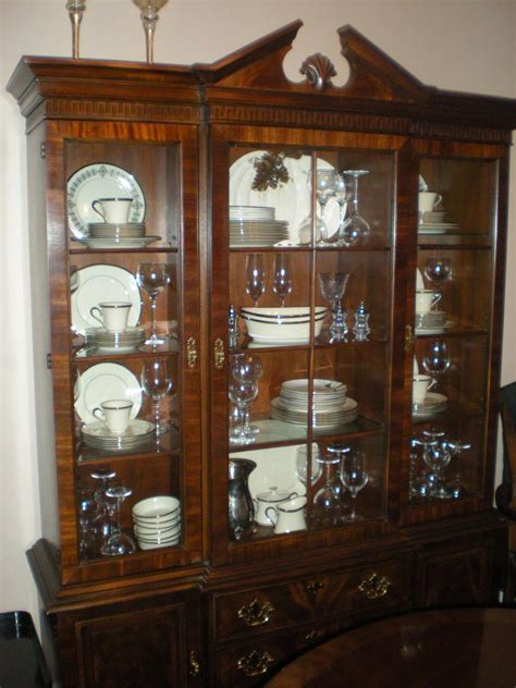 How To Organize A China Cabinet by Page 20