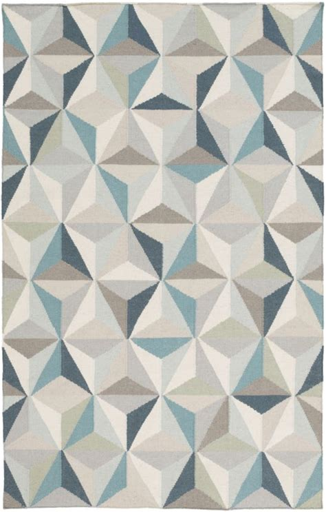 triangle pattern area rug 175 best project living room images on pinterest