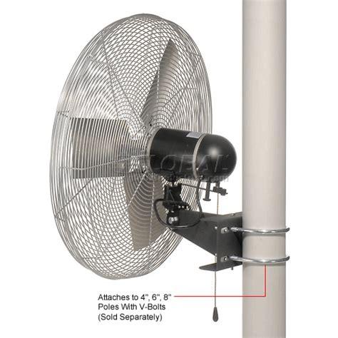 tpi industrial fan parts fans replacement motors heads mounts tpi pole fan