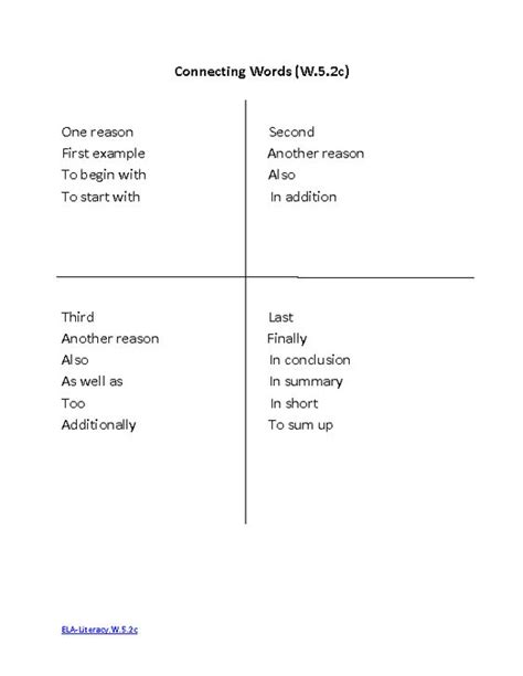 Common Worksheets 5th Grade by 5th Grade Common Writing Worksheets Fifth Grade