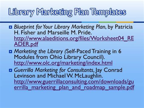 Ppt Library Marketing Toolkit S 101 Powerpoint Presentation Id 1666631 Guerrilla Marketing Plan Template