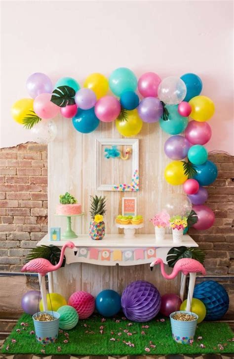 imagenes de cumpleaños decoracion 5 mesas decoradas para cumplea 241 os y fechas especiales