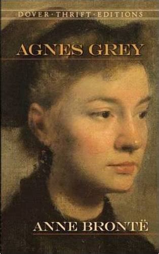 agnes grey agnes grey by anne bronte litquotes blog