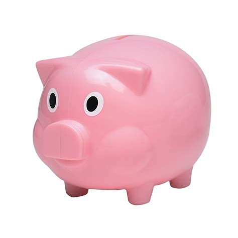piggy bank customized plastic piggy bank promotional plastic piggy