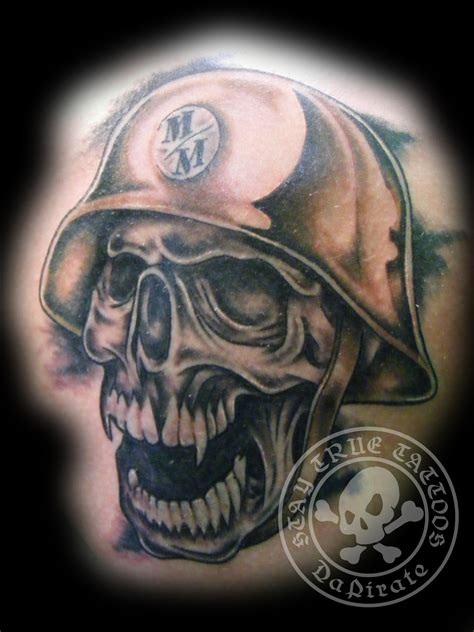 metal mulisha tattoo metal mulisha stay true tattoos