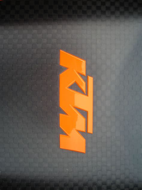 Ktm Logo Hd Wallpaper Ktm Logo Wallpaper Peinture