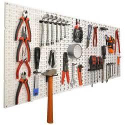 rangement mural outillage 4 panneaux perfor 233 s porte outils muraux