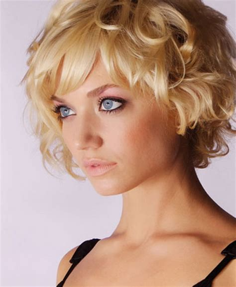 cute curly hairstyles hairstyle ideas magazine cute short curly haircuts