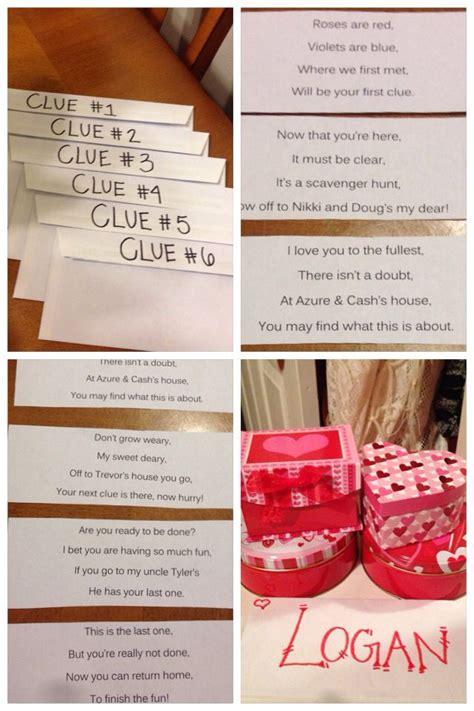 valentines treasure hunt best 25 wedding scavenger hunts ideas on