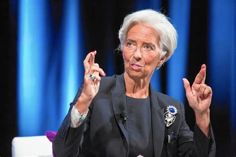 Style Goes Global With Christine Cabusas by Imf Chief Christine Lagarde Talks Up Global Trade And