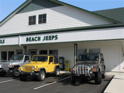 corolla jeep outer banks car rentals