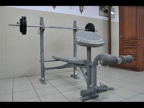 Banc Musculation Domyos Bm 160 by Banc Musculation Domyos Bm160 Halt 232 Re Musculation Annonce