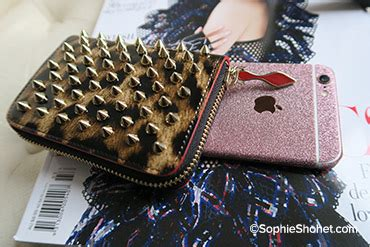 Nicky Hits Louboutin With Chanel Coin Purse by Luxury Fashion Surrey Shohet