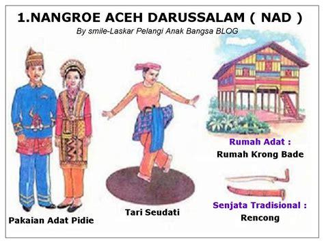Sumatra Revolusi Dan Elite Tradisional 1 rumah adat tarian senjata alat musik 33 provinsi pakaian tarian rumah adat senjata