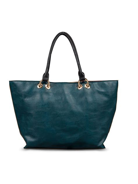20683 Blue Shoulder Bag 3 In 1 lyst zandra anya shoulder bag in blue