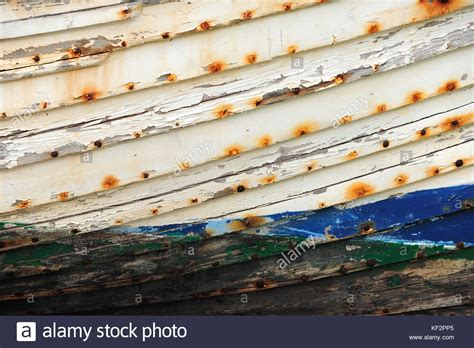 boats rust old wooden boat rust peeling paint stock photos old