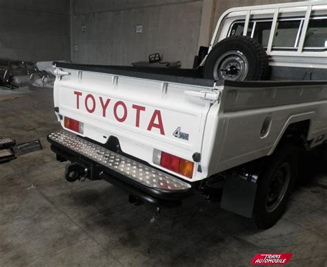 land cruiser pickup accessories price toyota land cruiser 79 pick up diesel hzj 79