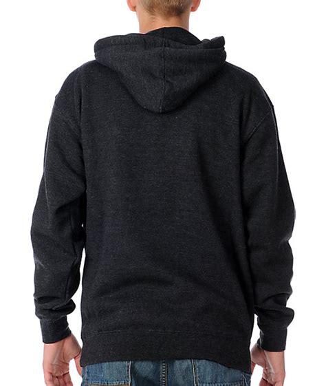enjoi rasta panda mens charcoal pullover hoodie zumiez