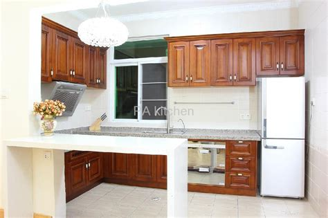 kitchen cabinets solid wood construction solid wood kitchen cabinet no 2 pa china manufacturer
