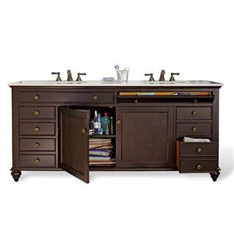 6 ft vanity 2 sinks 6 feet of under the stowaway space double vanity has