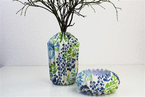 vasi di carta vasi vaso vaso di carta vaso di origami un prodotto