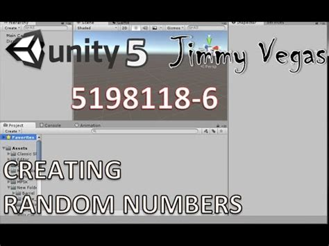 unity tutorial random object unity mini tutorial how to make a random number