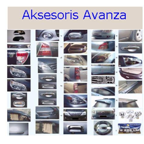 Rak Aksesoris Sound System memilih aksesoris avanza untuk modifikasi