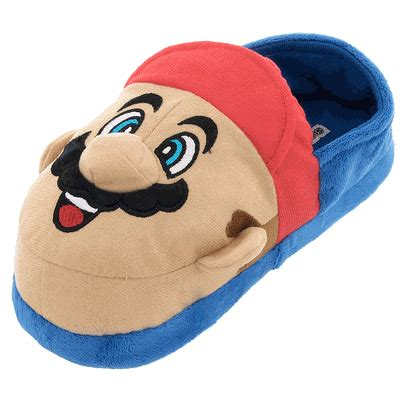 luigi slippers mario and luigi slippers for
