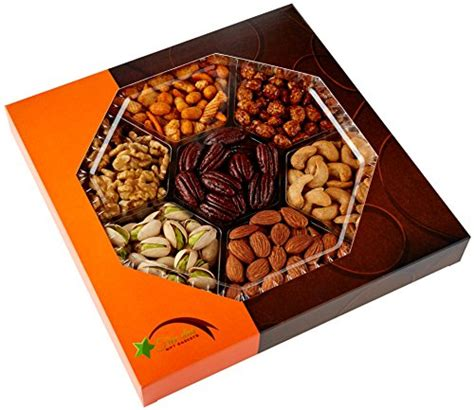 Nuts Gifts For - five gift baskets gourmet food nuts gift basket 7