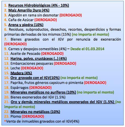 sunat unifica tasas del spot detracciones alianza sunat unifica tasas del spot detracciones revista de