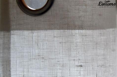 leinen gardinen leinen gardine weiss gebleicht versch gr 246 223 en m07c194