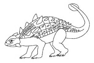 dibujos dino colouring pages