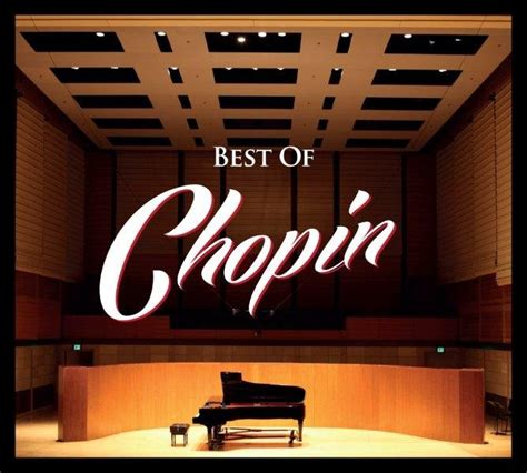 the best chopin the best of chopin various artists muzyka sklep empik