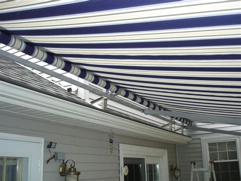 Roof Mounted Retractable Awning by Retractable Awnings