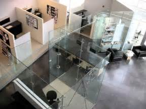 Glass partitioning systems are perfect for iding up office space
