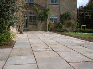 Natural Stone Driveway by Paving Amp Driveways Evenfield Land Amp Garden Services