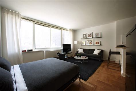 decorate studio apartment one room studio design decosee